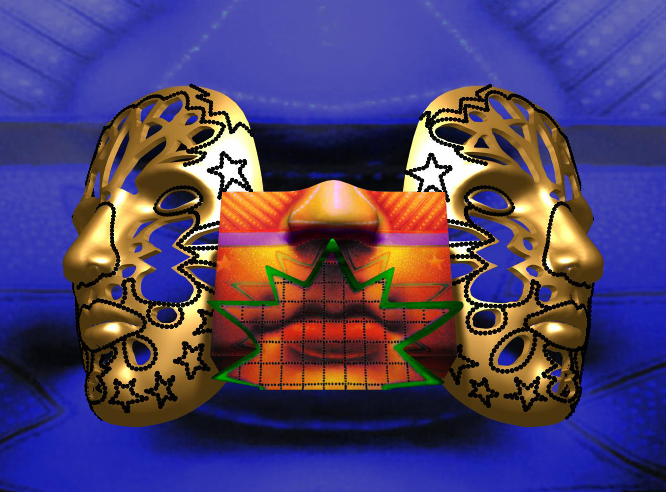 faccia d'ore: face of gold, 2002