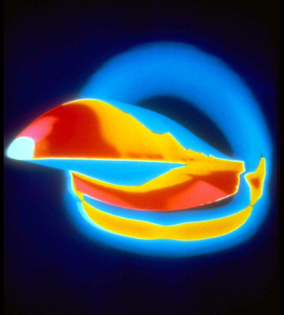 Hypersonic Vehicle, 1989