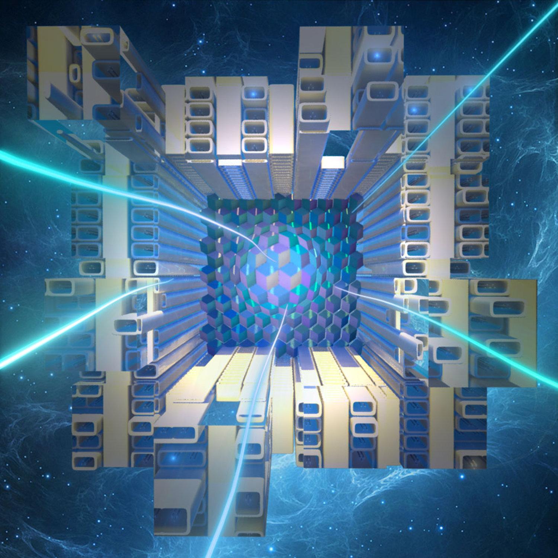 Neutrinos and NOvA: A Vasarely Variation, 2016