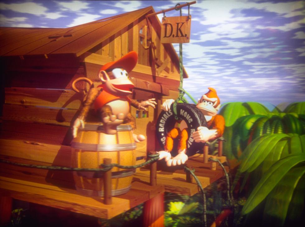 Donkey Kong Country, 1994