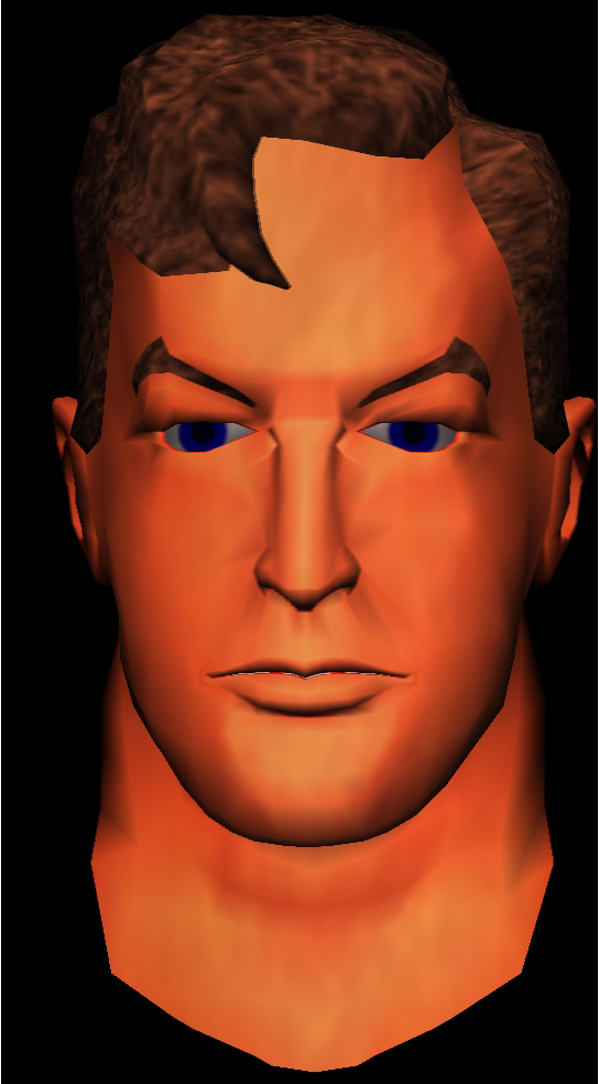 Virtual Bust/Dynamation Man, 1993