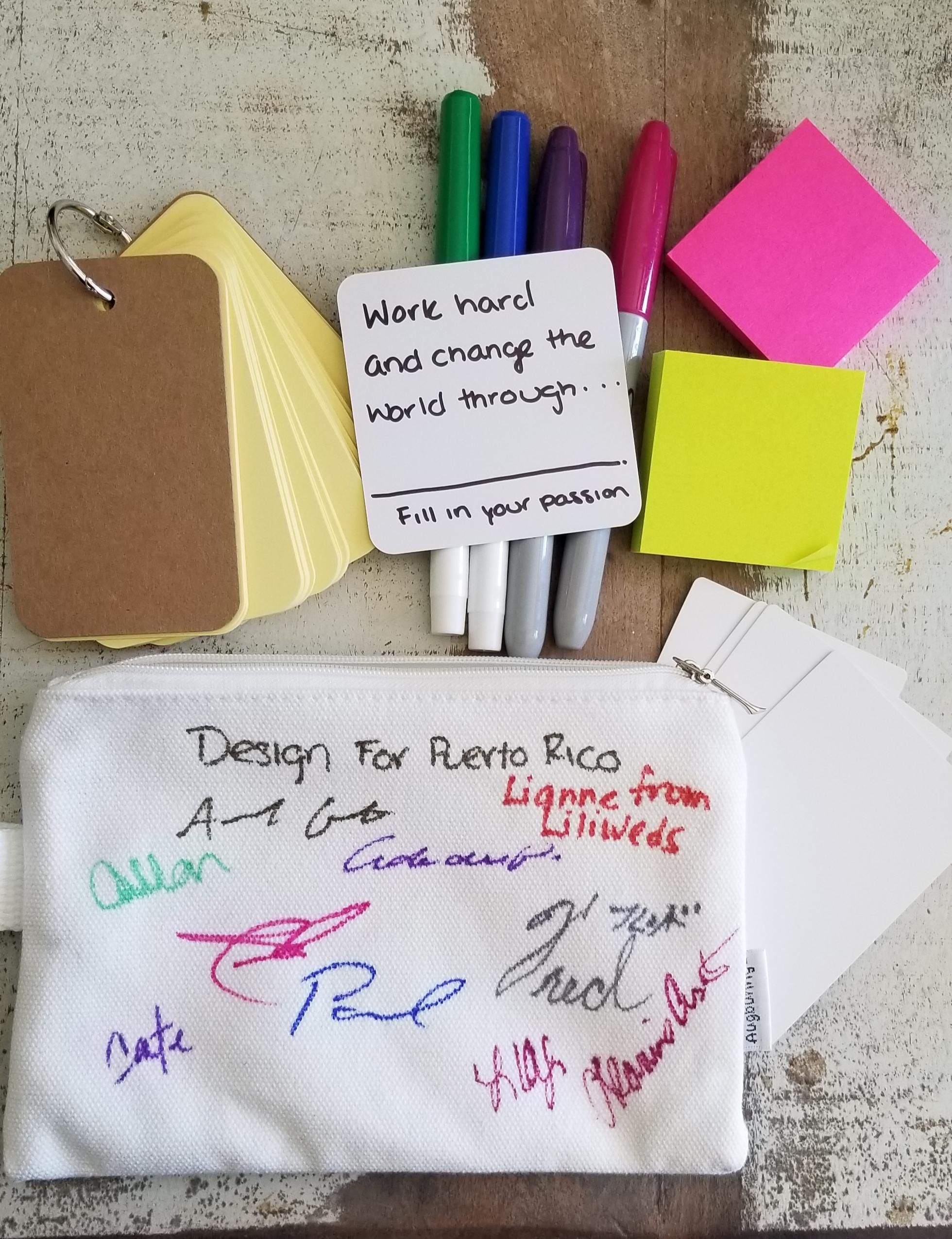 Design for Puerto: Strategic Design Thinking Workshop
