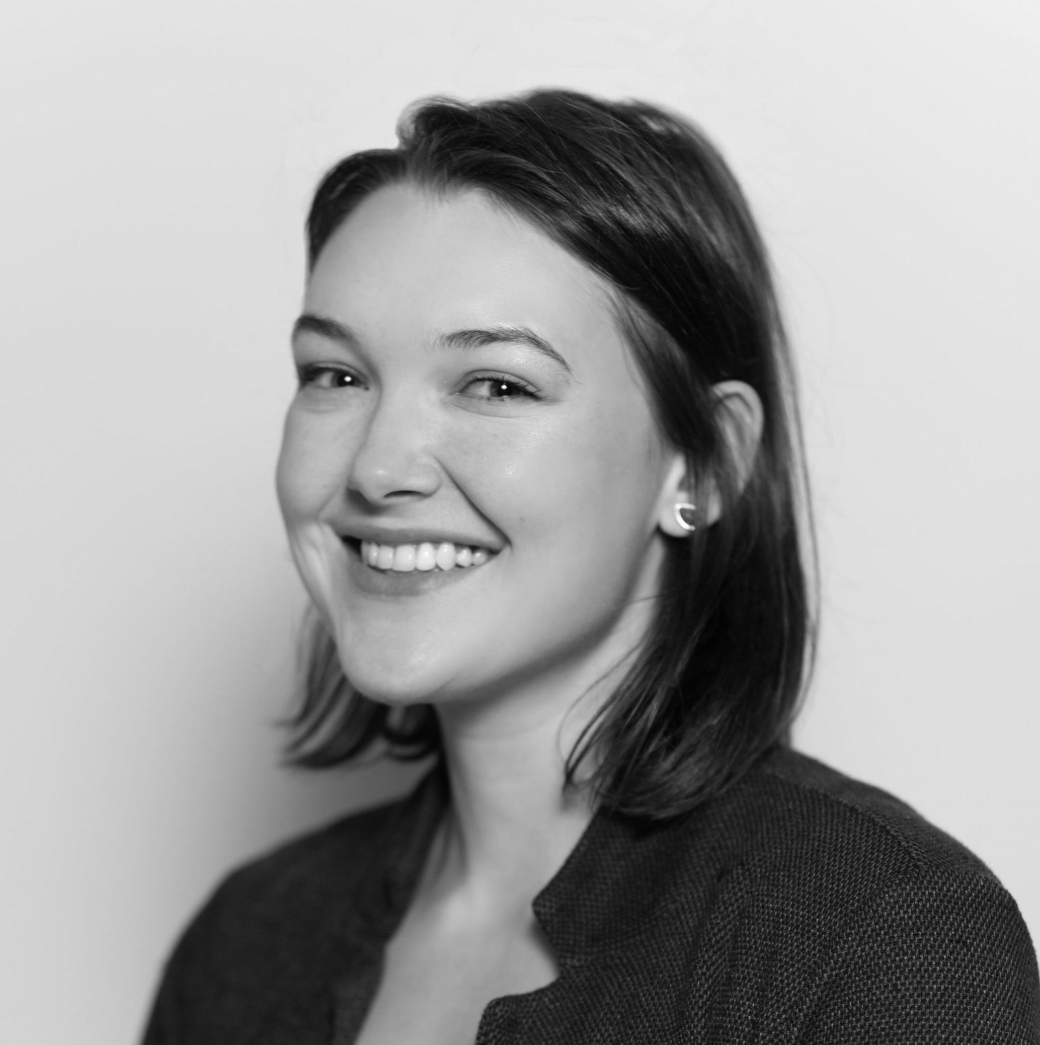Elise O'Malley, Communications Coordinator