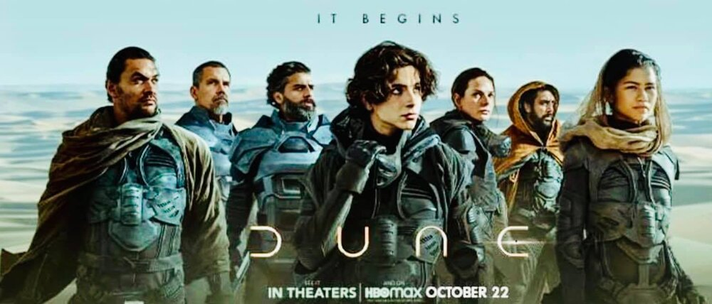 DUNE: The IMAX Experience - Preview — Untitled