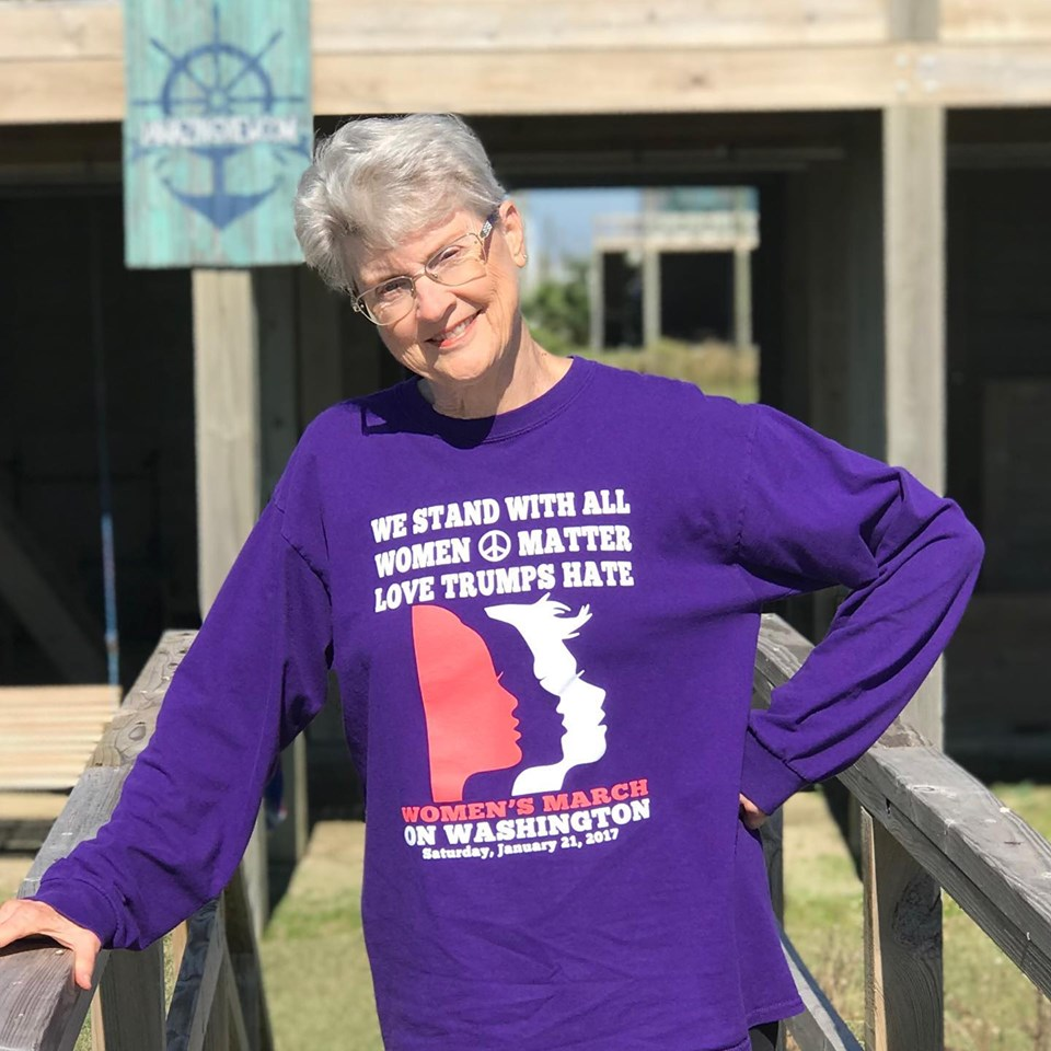 """Terri says… - """"Attending the 'Restoring Hearts' retreat on Bolivar Peninsula was restorative on three levels: getting to work with such a skilled and fun facilitator; meeting and interacting with a diverse group of women; and learning more about myself in a relaxing, intimate environment. I highly recommend it!"""""""