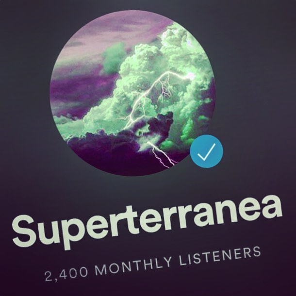 New music coming very soon. Don't forget to follow on Spotify to hear it first. Thanks to the 2.4k who listened this month. :-) #newmusic #follow #synthwave #independentartist #spotify