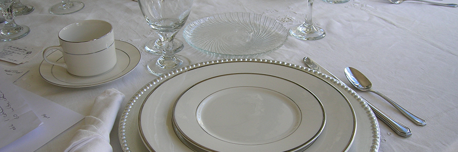 Crested Butte Tablewear Rentals for Parties, Weddings and Work Events
