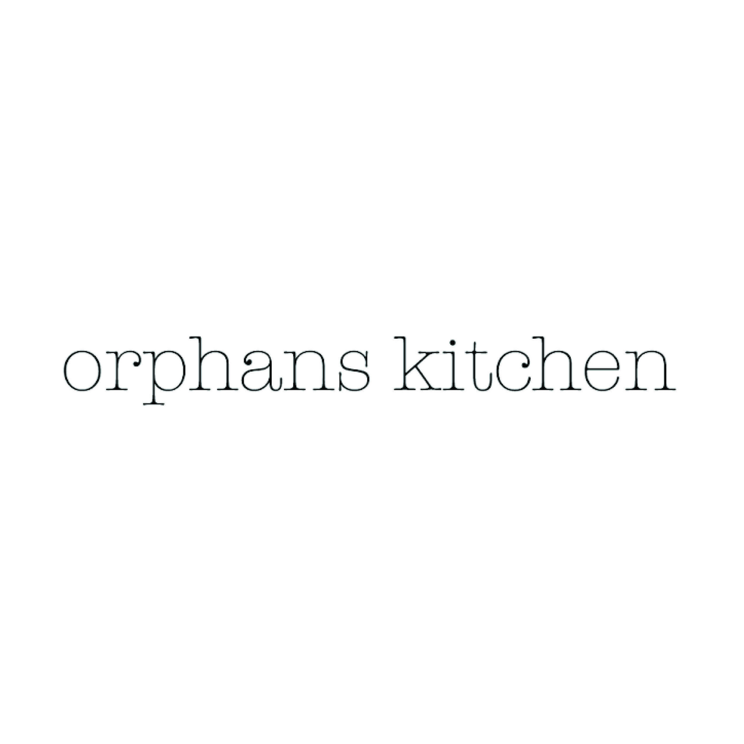 Orphans kitchen