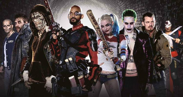 """Although """"Oscar-winning  Suicide Squad """" is a phrase we'll have to live with forever."""