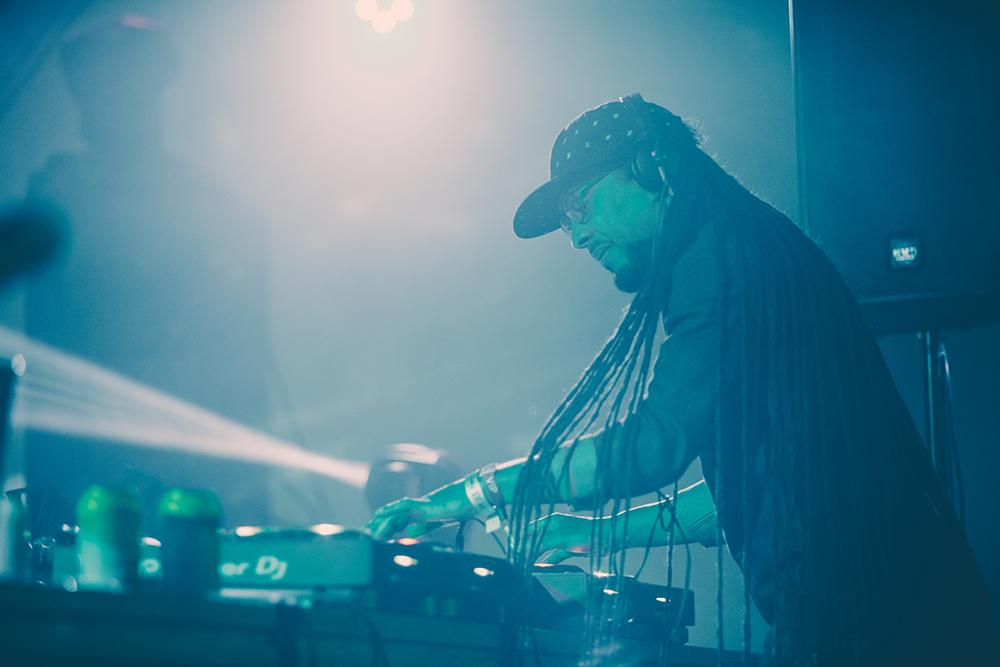 Festival DJ | Image Courtesy of Matthew Hawkey
