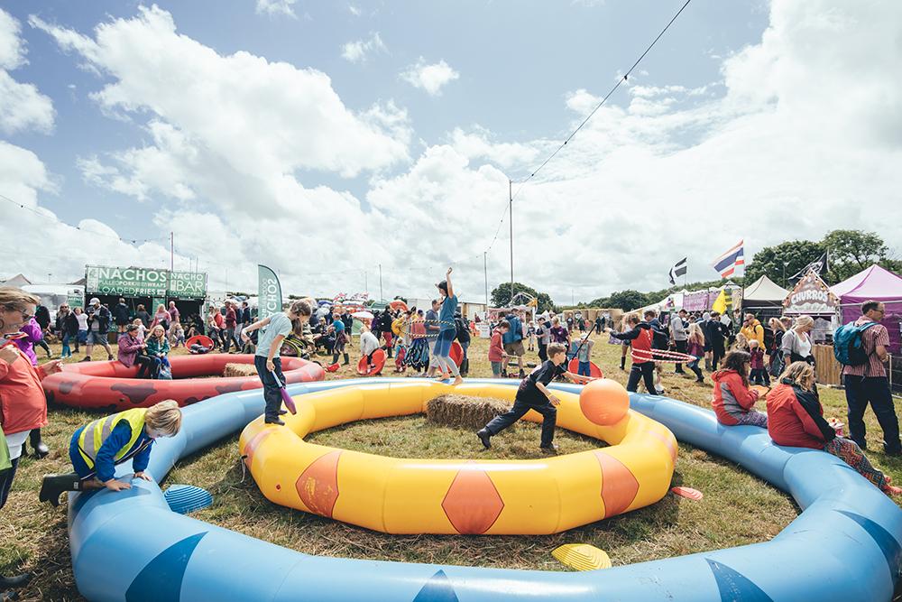 Kids Entertainment | Image courtesy of Matthew Hawkey