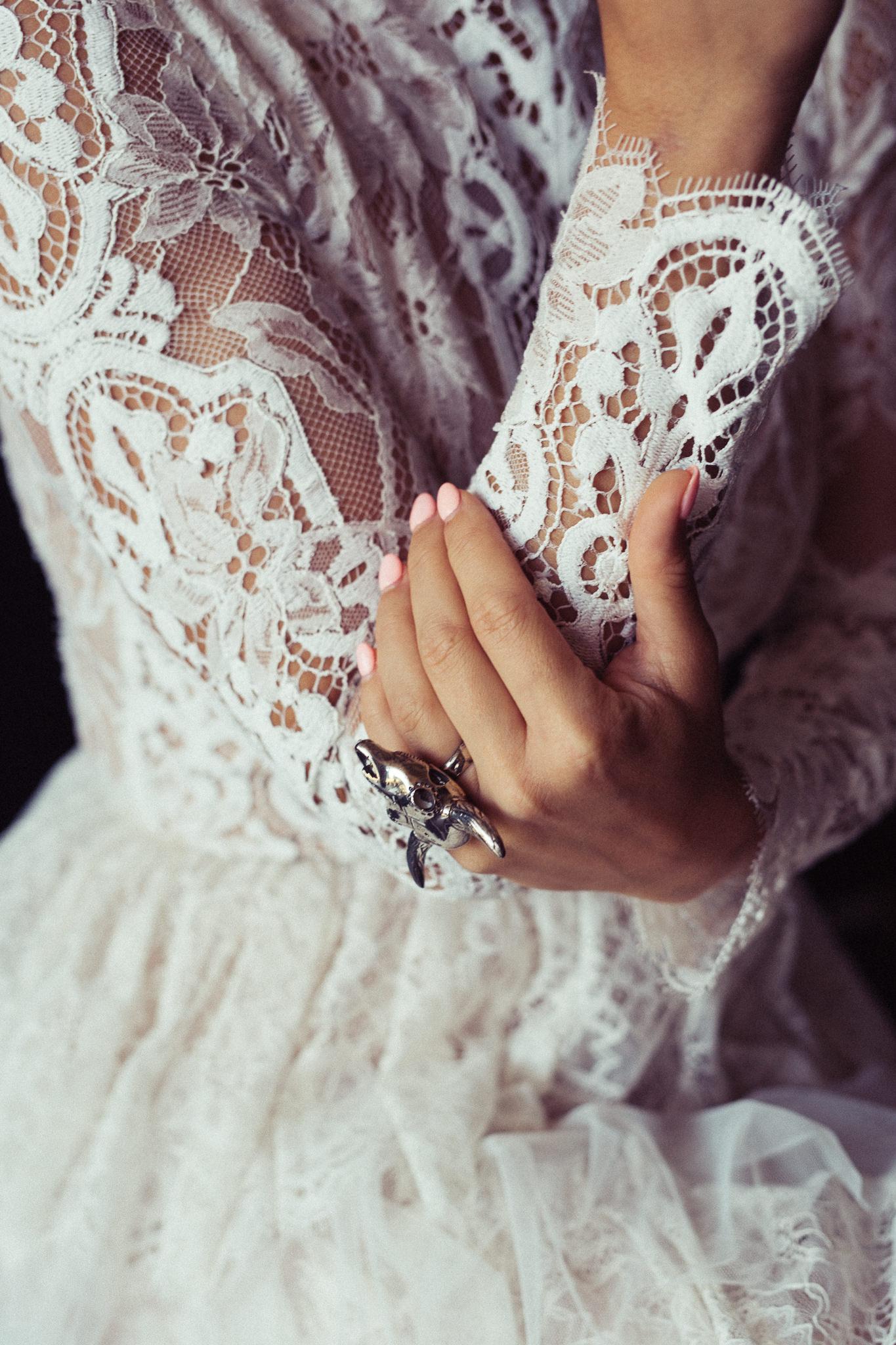 Dress close up | Image courtesy of Adj Brown