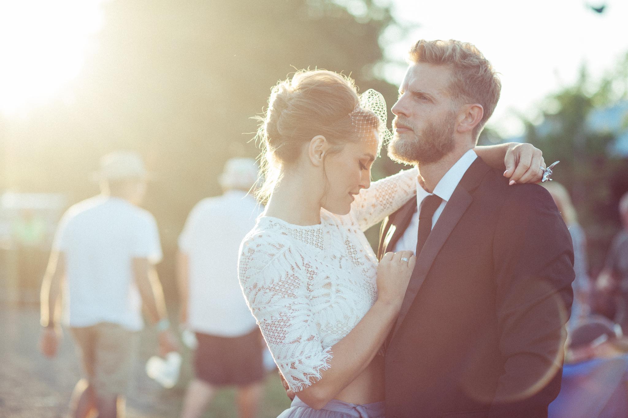 Happy couple | Image courtesy of Adj Brown