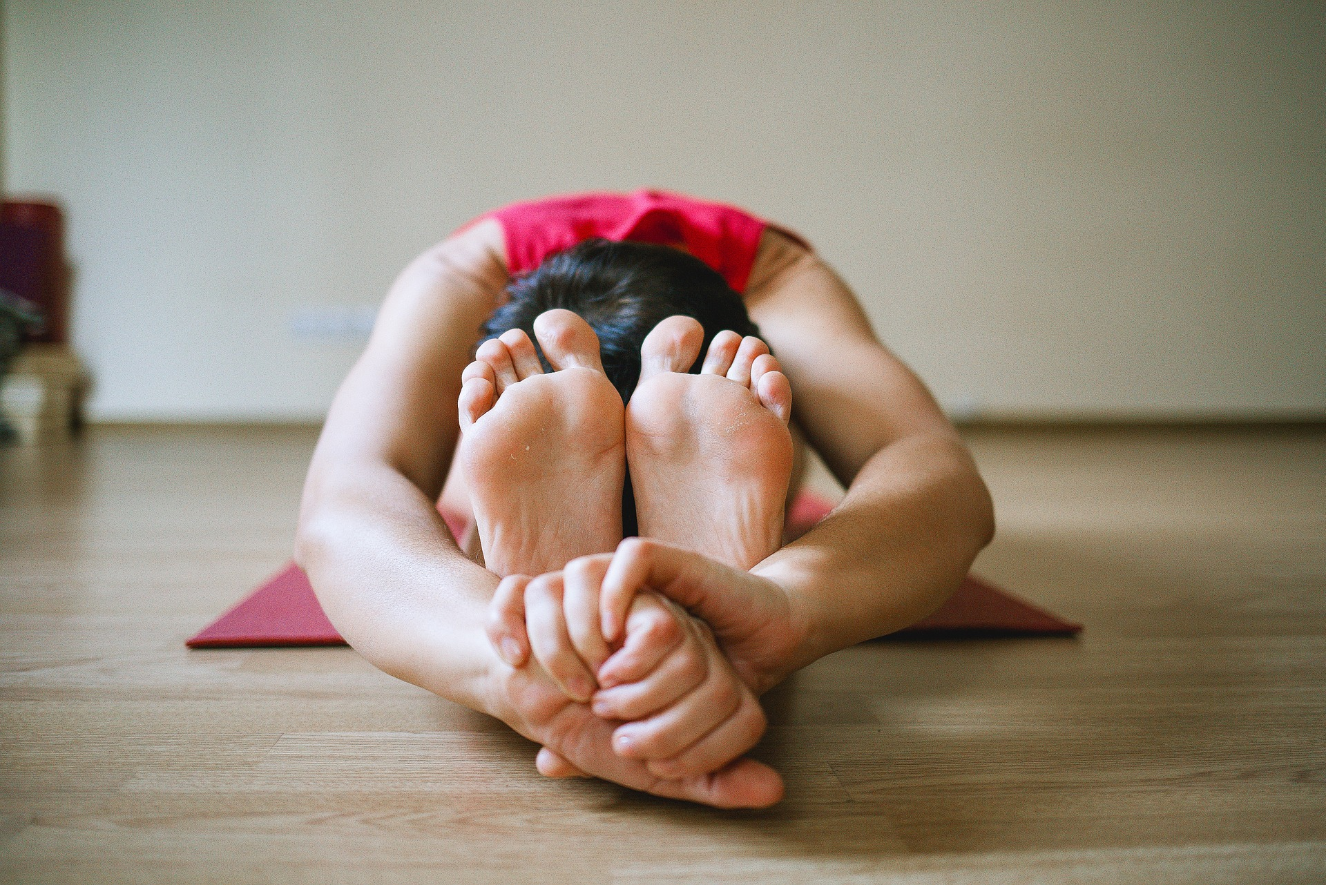 """What is Yin Yoga? - Yin Yoga works on the deeper """"yin"""" tissues, such as ligaments, joints, connective tissue and bones. Poses in Yin Yoga are held between three and five minutes to target the deeper tissues. Relaxing into each pose, will enable you to find stillness of the breath and of the mind, becoming more aware of what goes on in your body and mind.Who will benefit?Yin Yoga is deep, slow and supportive and will help you reach complete and full relaxation. It is suitable for total beginners and experienced yogis.Classes are limited to 8 people, ensuring a friendly group and enabling us to tailor the session to your individual needs.These classes are run by Esther."""