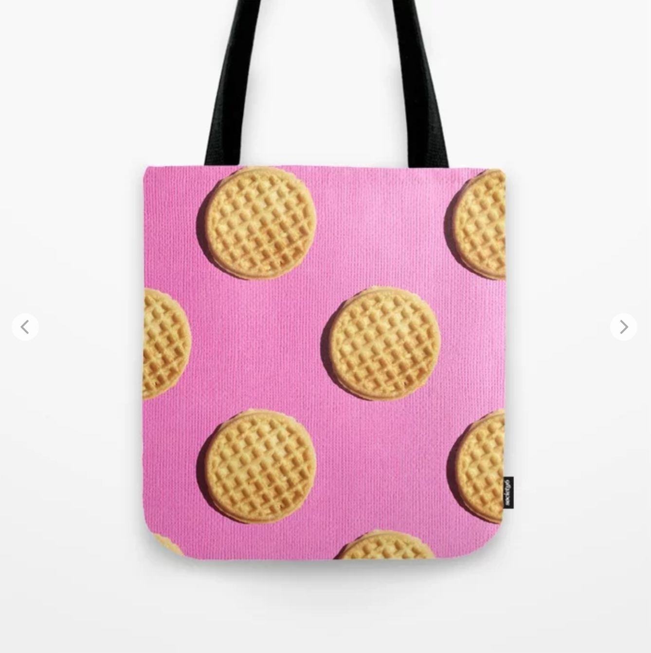 My Waffles @ Society6. Shop     here.