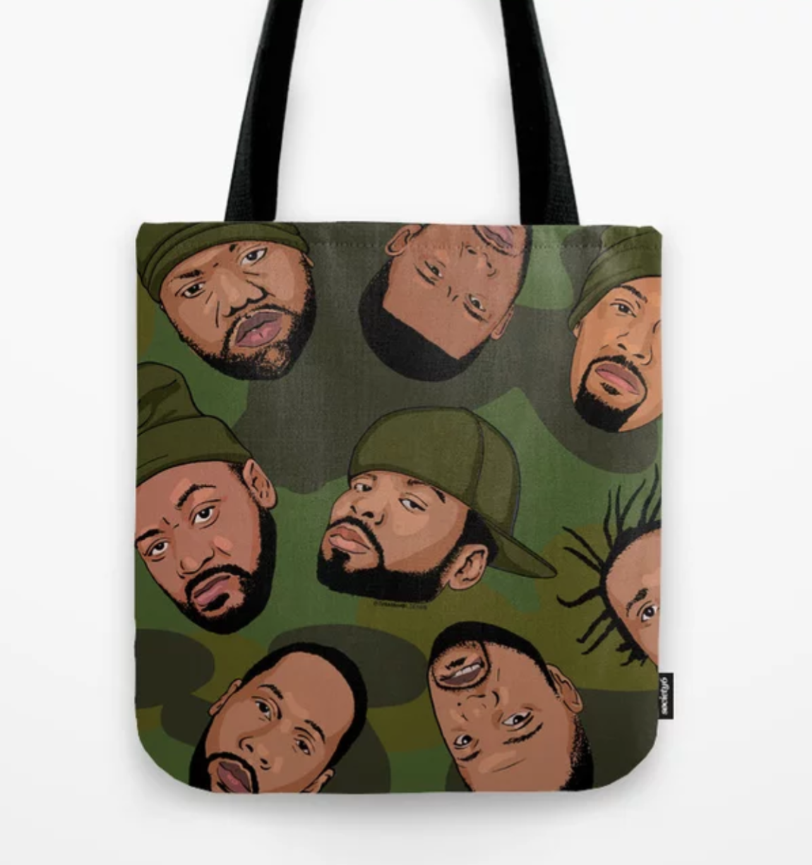 Rap Camo @ Society6. Shop     here.