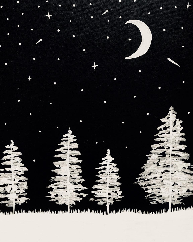 Winter Night (2 hours)