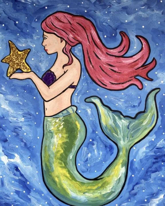 Mermaid (2 hours)