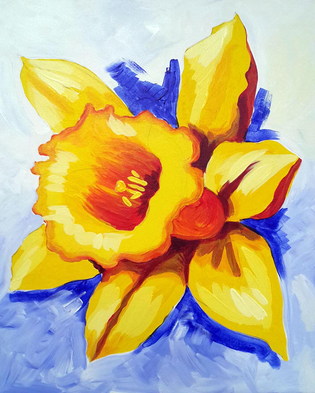 Daffodil (2 hours)