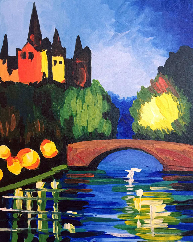 Enchanted Castle (2.5 hours)