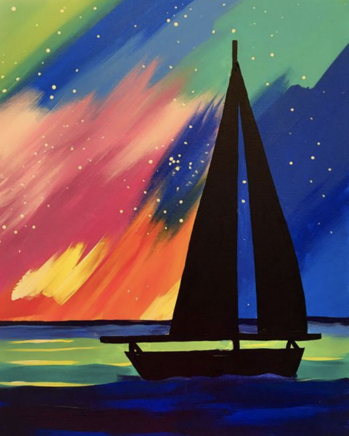 Sail Boat (2 hours)