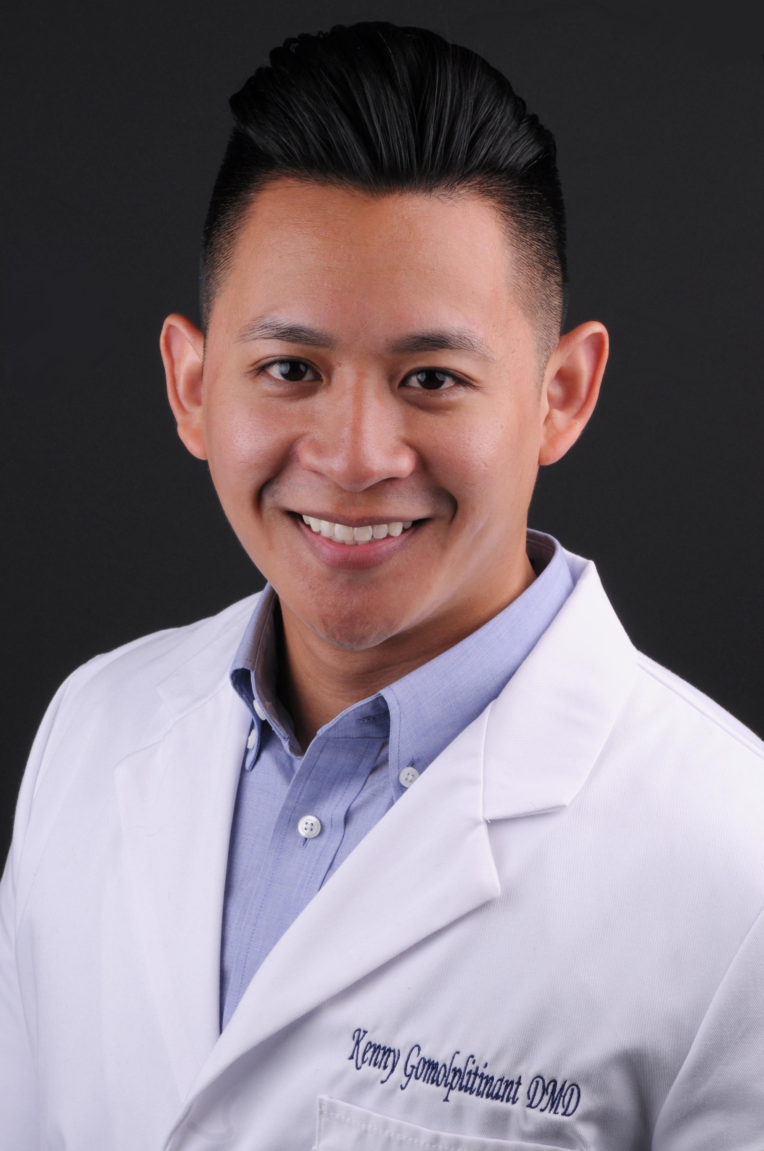 Dr.  Kenny Gomolplitinant