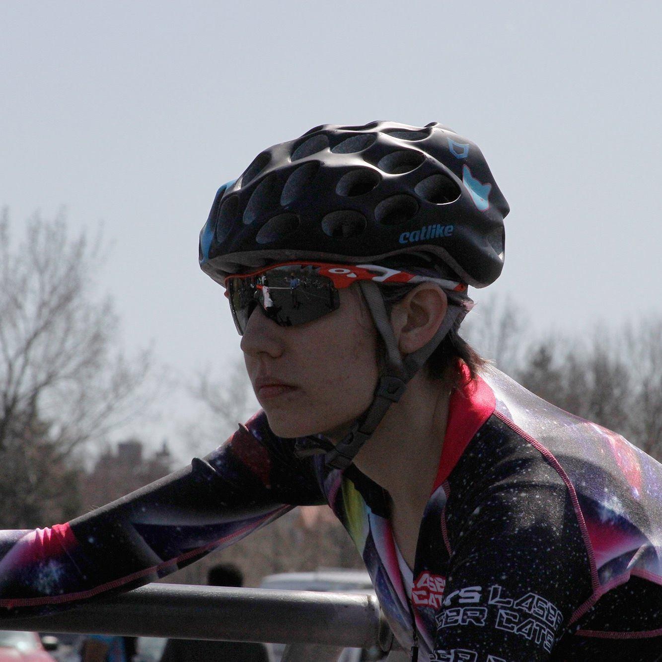 Melissa racing w laser cats.jpg