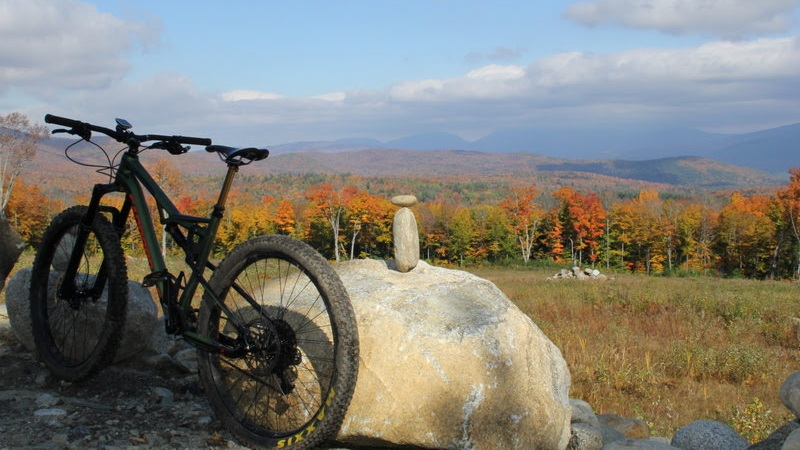 Mountain Biking Brings Economic Boost to N.E. Areas - NH Business Review