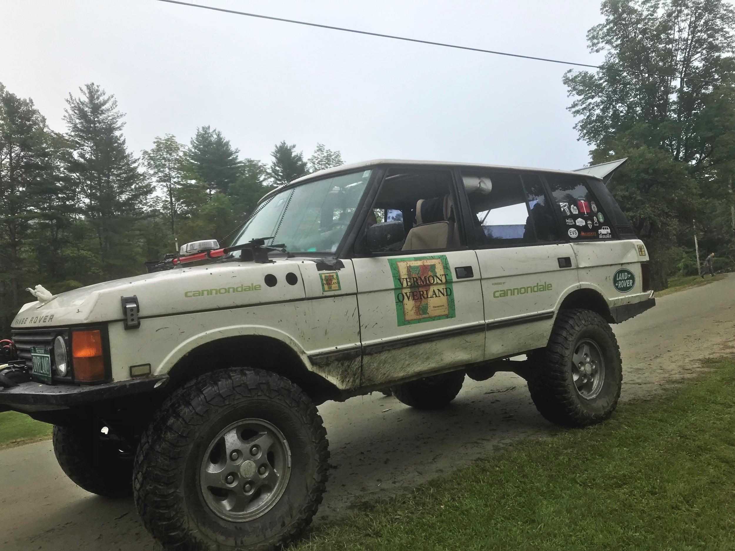 Vermont Overland