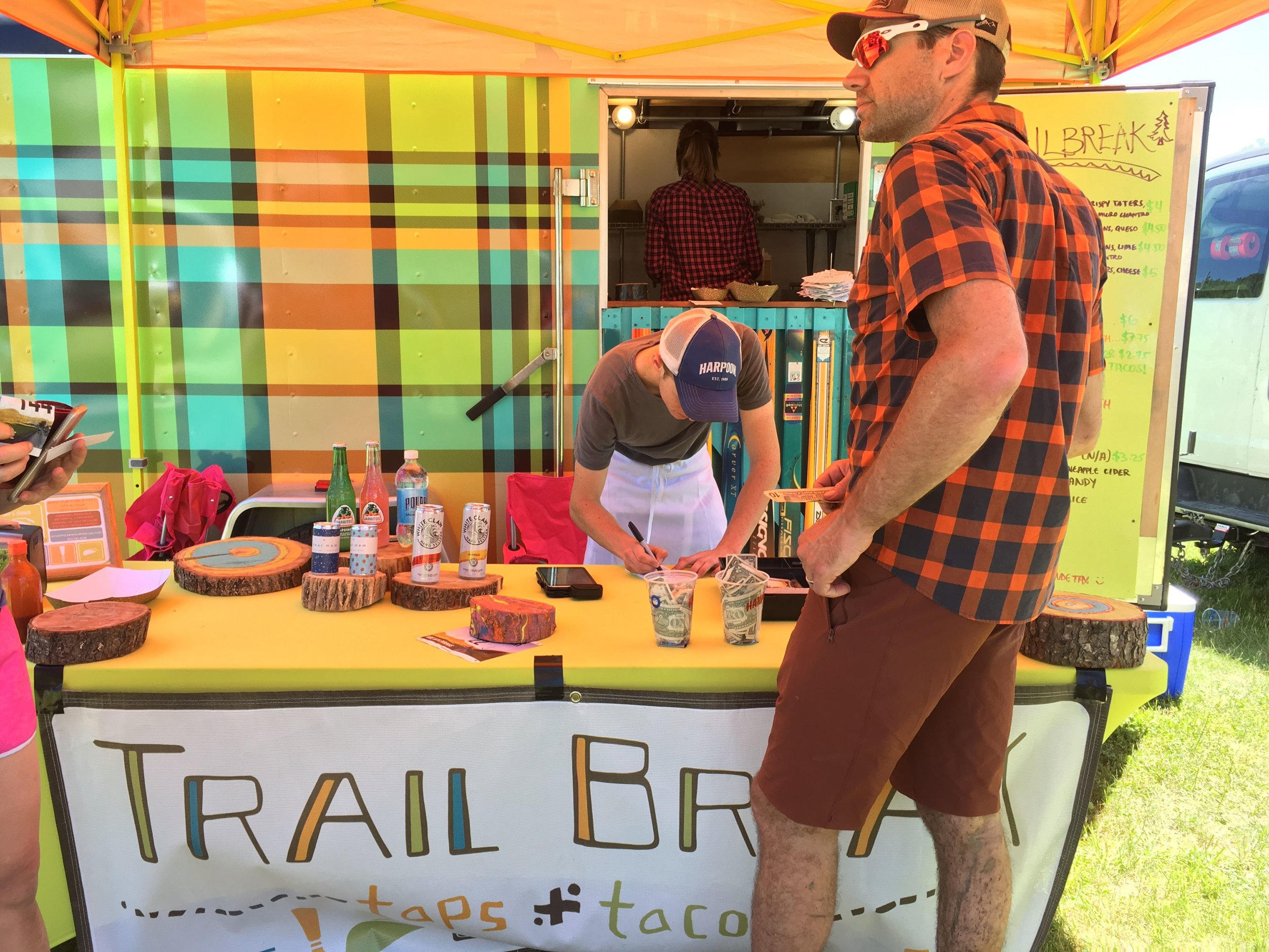 Trail Break Taps and Tacos