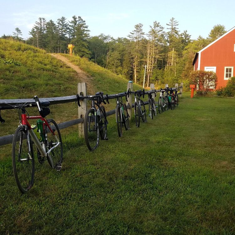 Group Rides Don't Happen Without A Ride Leader