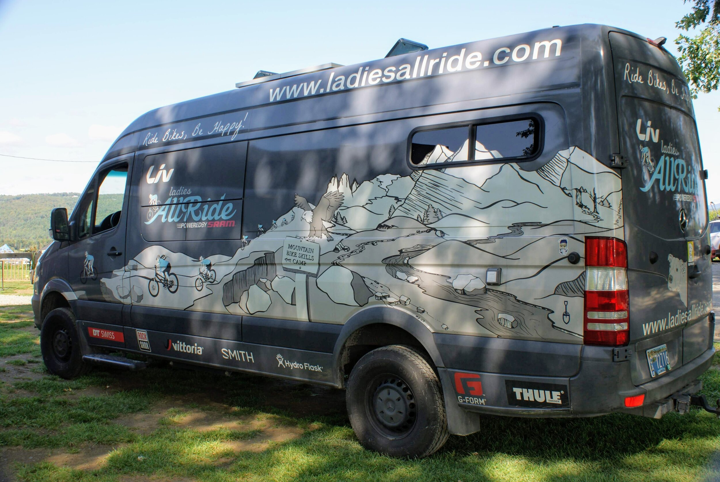Liv Ladies AllRide Sprinter Van