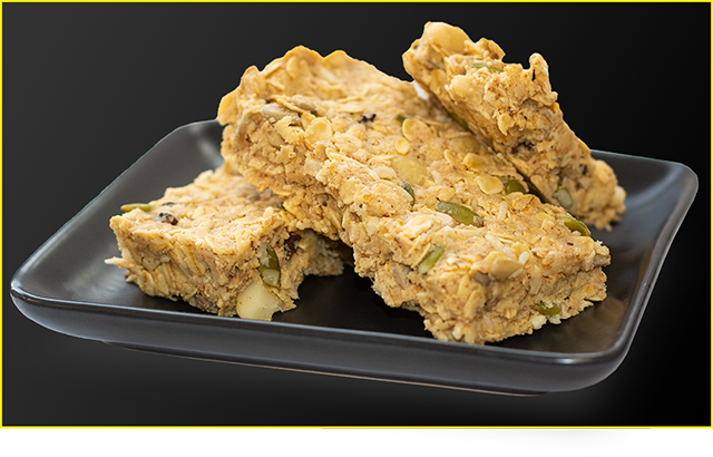 Bioflex Nutrition's Breakfast Oat Slice