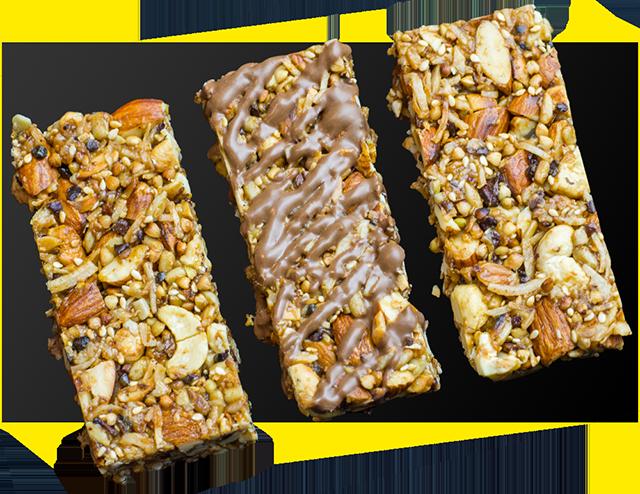 Bioflex Toasted Nut Bites