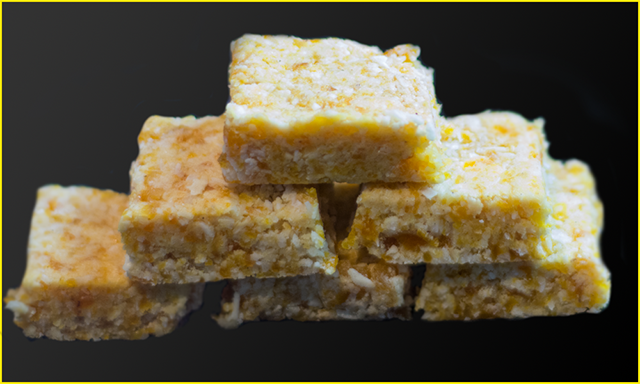 Apricot and Coconut Slice from Bioflex Nutrition