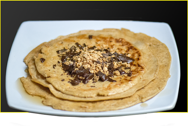 Bioflex Nutrition's Protein Crepes