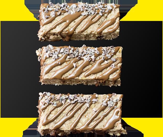 Apple Pie Breakfast Slice Recipe from Bioflex