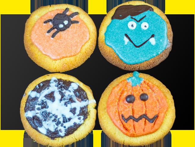 Halloween Protein Cookies Recipe
