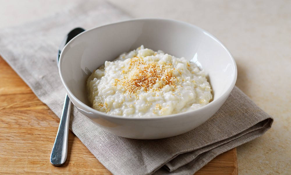 Kane's Protein Rice Pudding