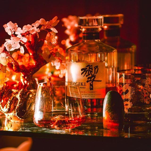 Hibiki Harmony - subtle, tender, long  finish, sandalwood, orange peels, honey and rose.  Sexy date.