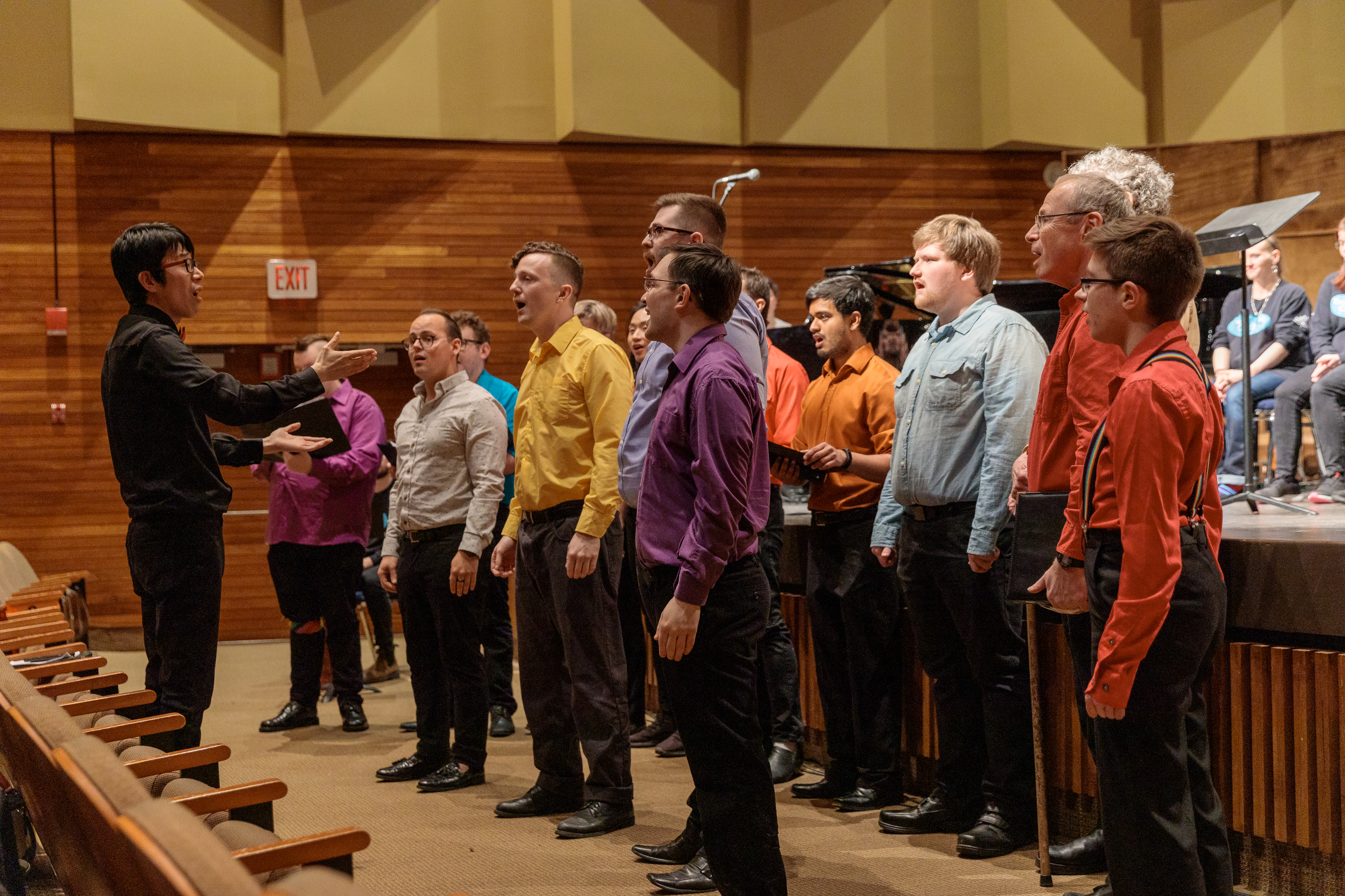 St. John's Gay Men's Chorus