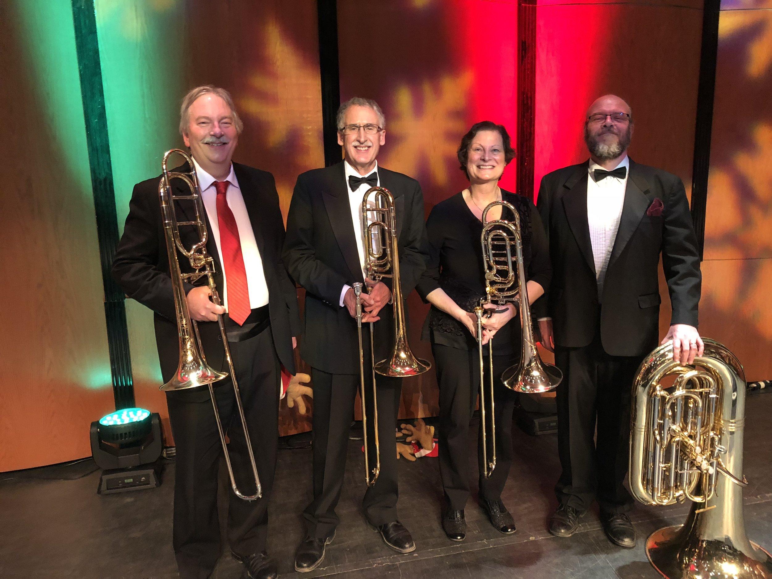 Orchestre Symphonique de Saskatoon - Cuivres Basses