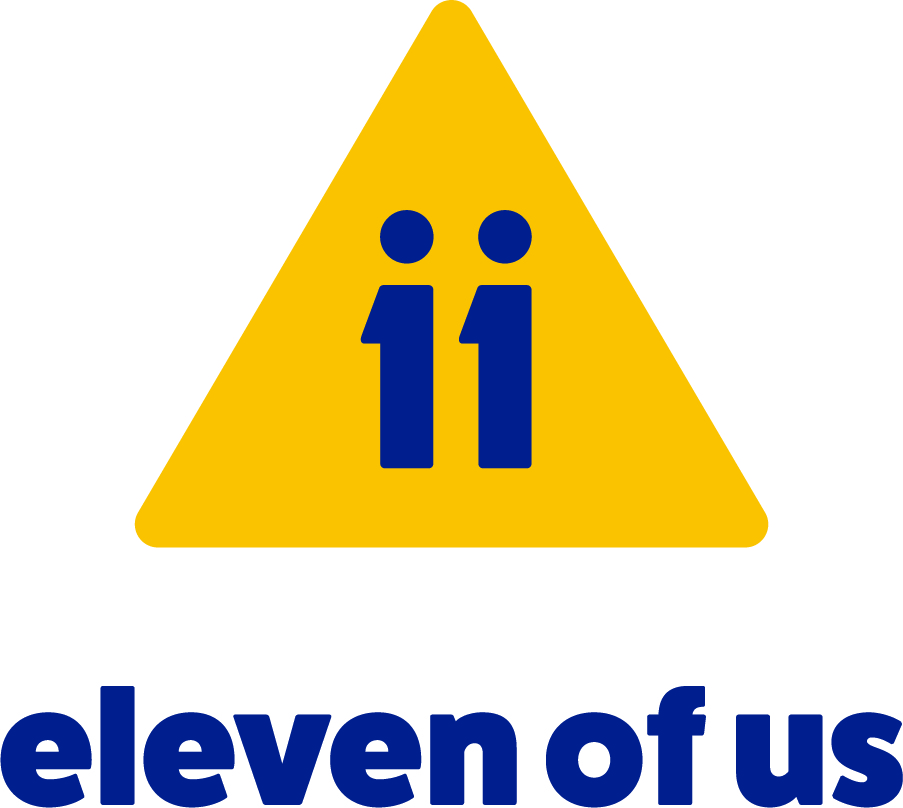 Eleven of Us Yellow and Blue.jpg