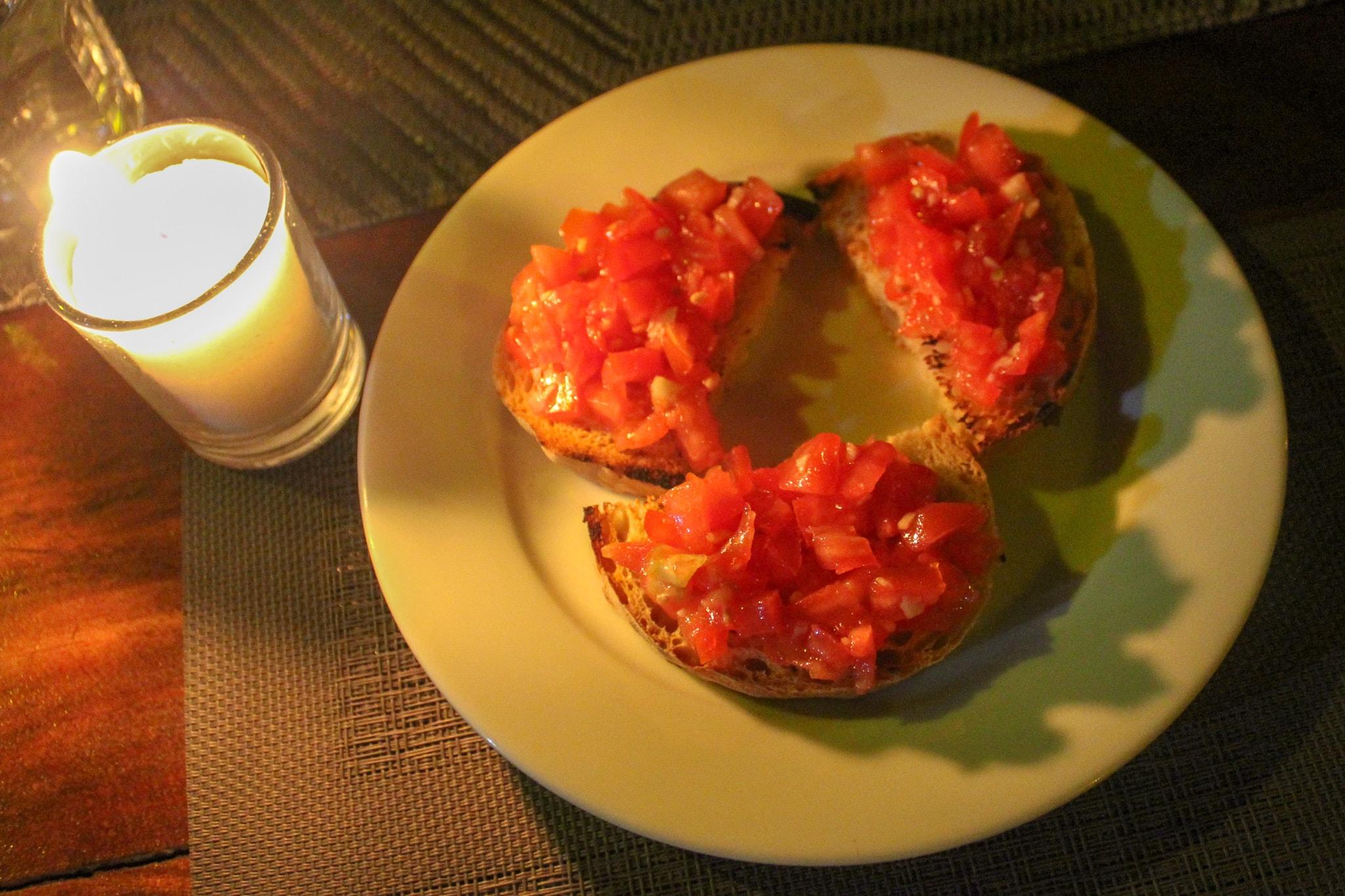 perfect for romance, fresh baked bread, Mediterranea, Isla Ometepe