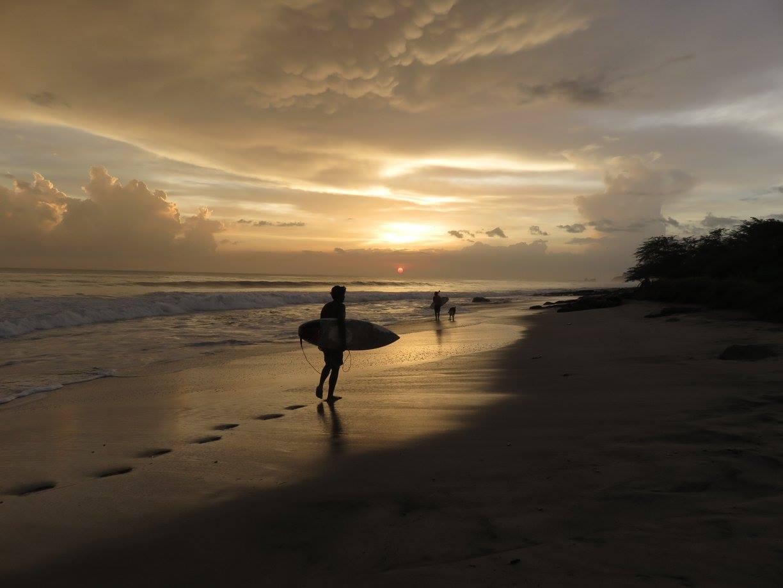 unset surfers, Popoyo 2018