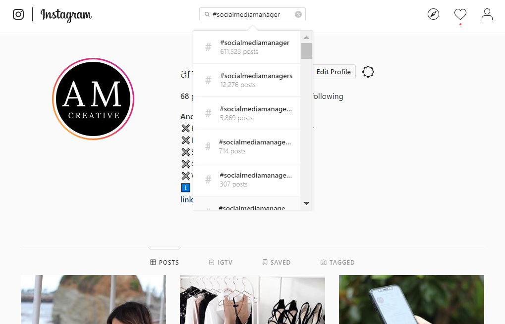 The Ultimate Guide to Using Instagram Hashtags In 2019 — Andrea Maree