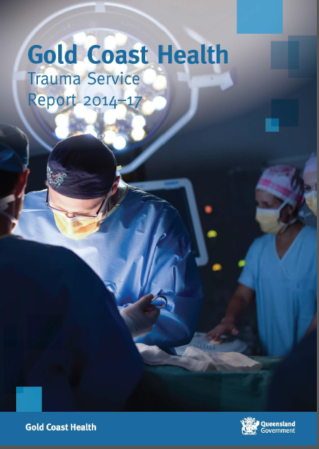 Gold Coast Health Trauma Service Report 2014-17