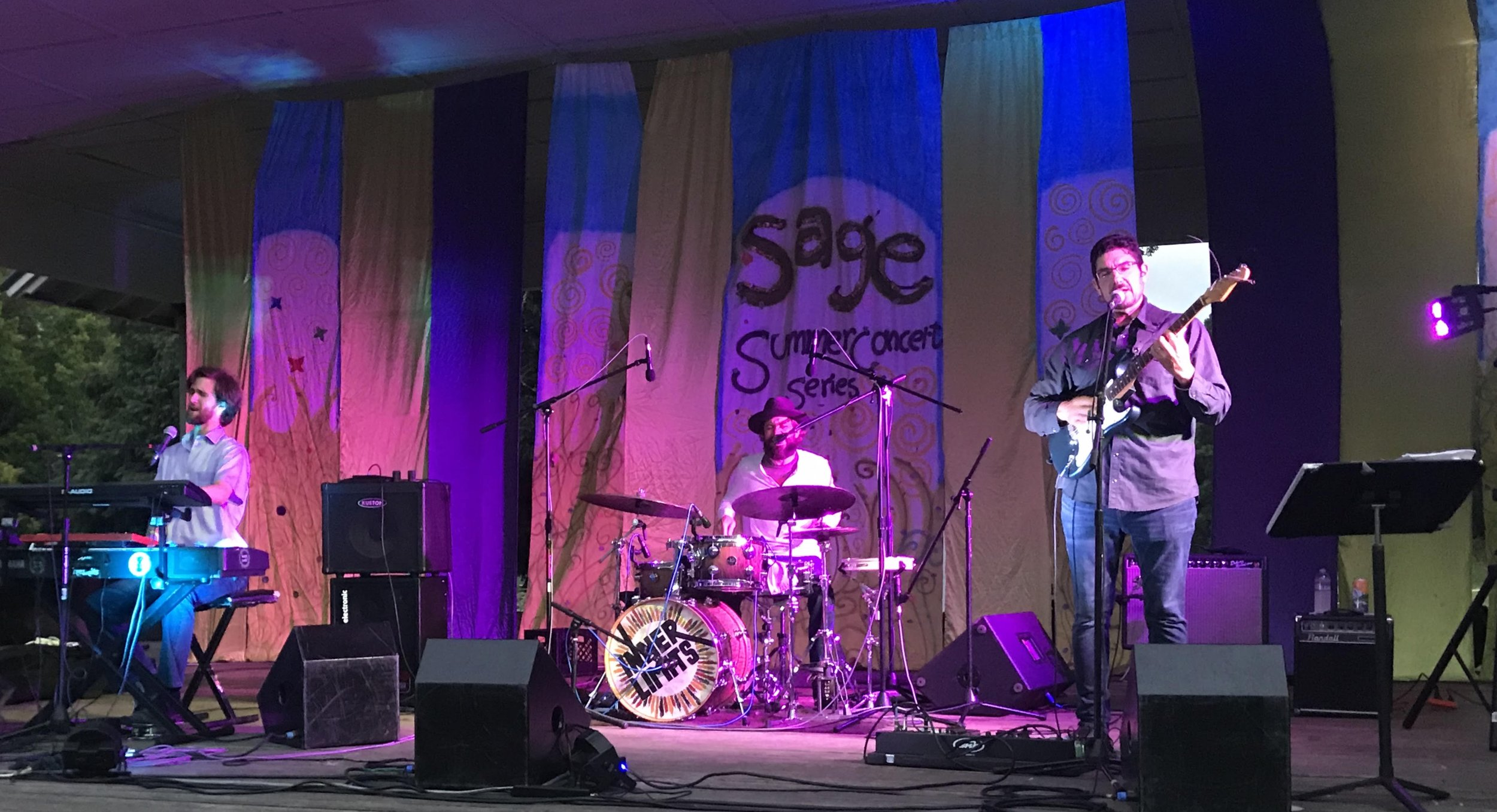 SAGE Summer Concert Series