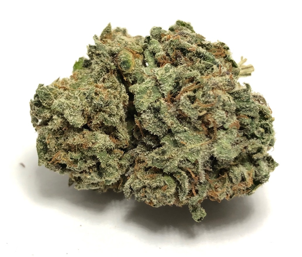 Black Diamond - Indica    1/4- $60 1/2-$110 OZ-$200   Black Diamond is a Northern California strain ideal for patients who need strong medication but still want to be active and sociable. A cross between Blackberry and Diamond OG, its flowers have a glittery trichome covering and purple coloring that make it a beautiful gem to look at. The strains aroma is musky and earthy, almost like a deep red wine. Black Diamond is known to cause fits of giggles and is a great strain for hanging out with friends or catching up on TV shows at home. This strain tends to make consumers extremely hungry, making it a good choice for those looking to increase their appetite (just make sure you have some snacks on hand).