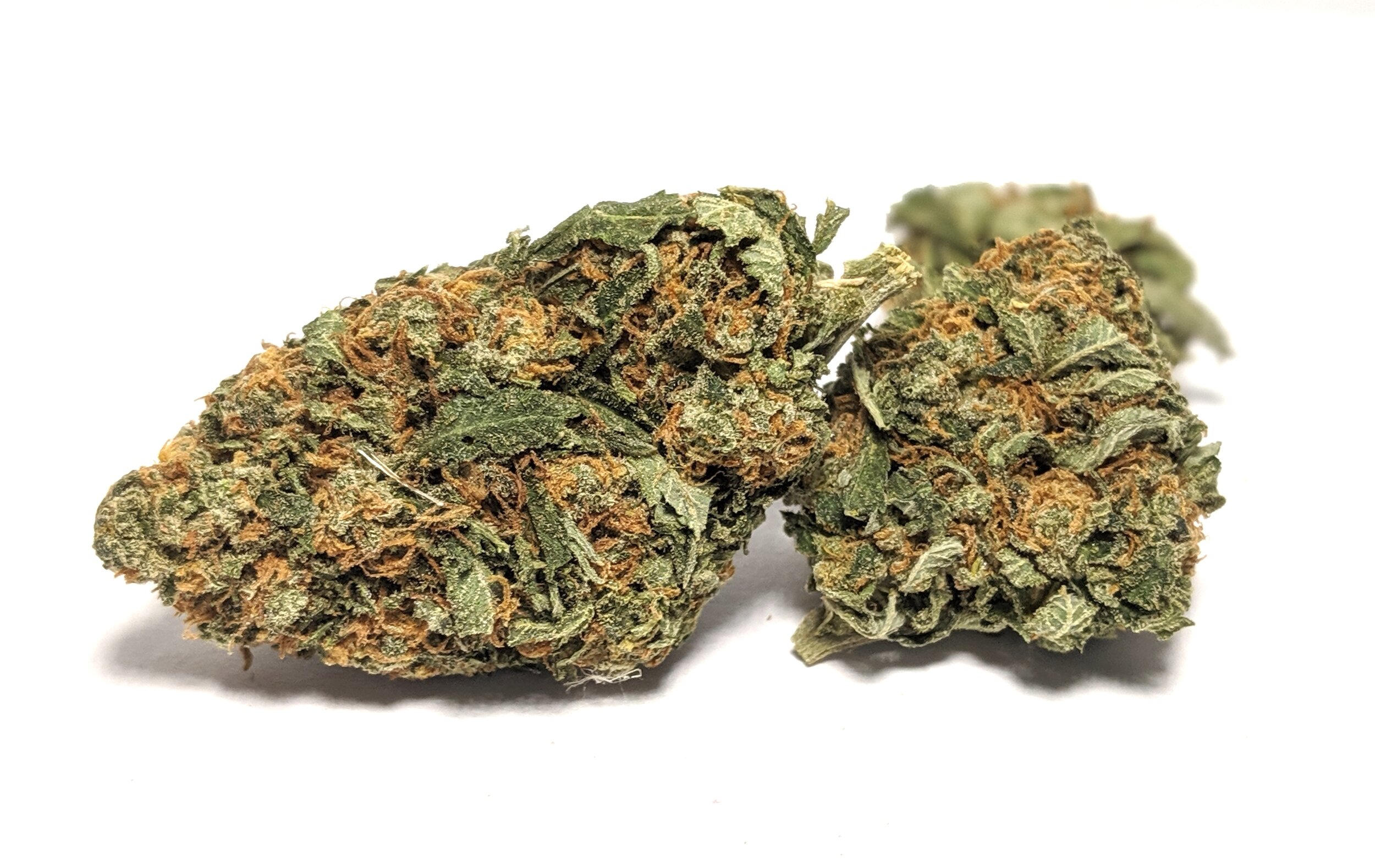 Lemon Wreck - Hybrid    1/4- $60 1/2-$100 OZ-$180   Lemon Wreck (also known as Lemon Trainwreck) is a sativa-dominant cross between Lemon Diesel and Trainwreck. This strain features a taste similar to sour lemon candy, and produces both a strong body and head stone. While it may have stimulating and cerebral effects at first, this is truly a nighttime strain for some as it produces strong sleepy effects over time. Lemon Wreck is helpful to those suffering from insomnia or are in need of relaxation.